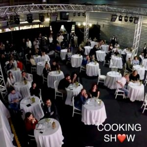 Show Cooking Love Story Fiera Sposi